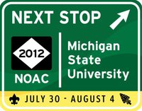 NOAC 2012 at the Banquet – Deposits Due!