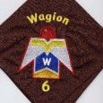 Hey Wagion,  I'm Dustin C., your neckerchief chairman. I would like to remind you that I still have all the neckerchief  cards and I will pass those out next O.A...