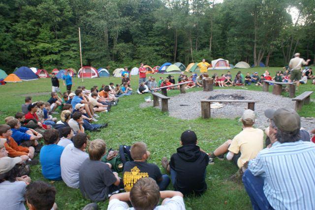 Let's Get Kids to Camp!