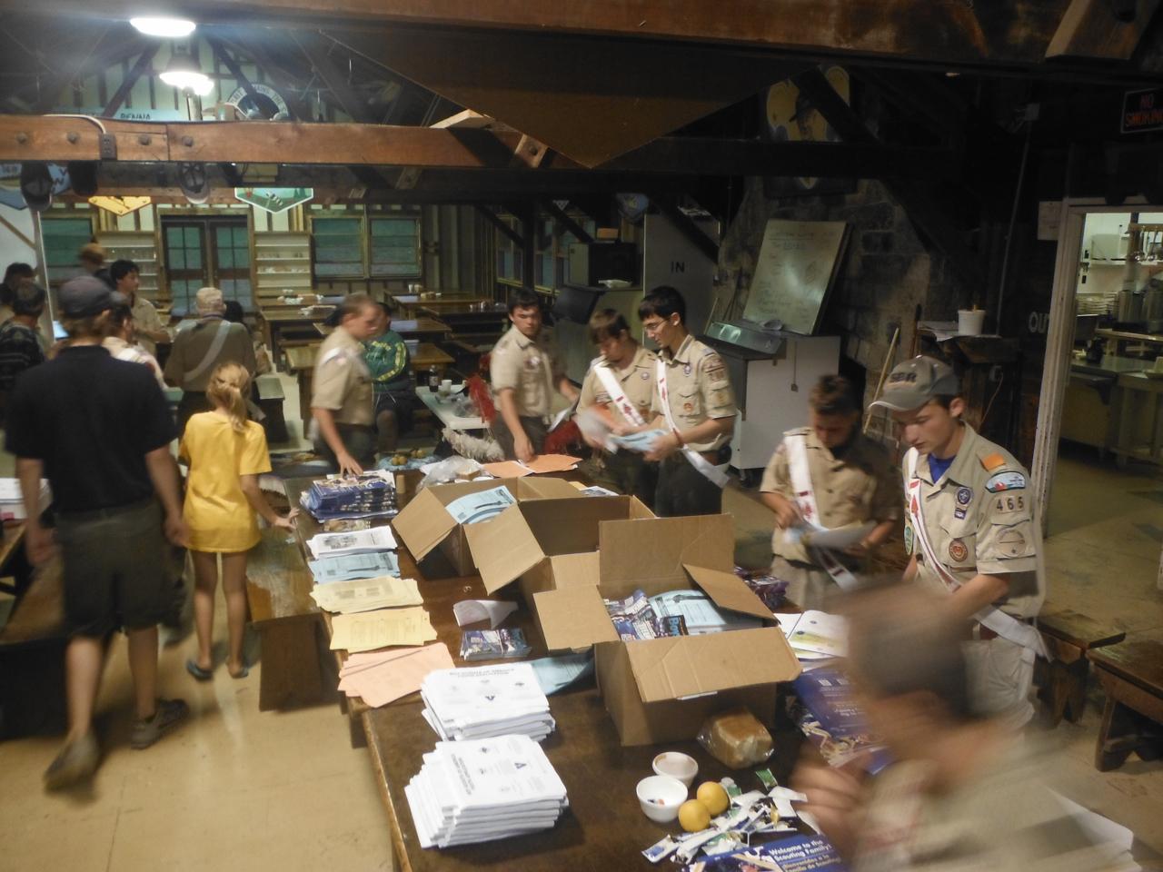 Cub Scout Promotions