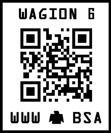 Wagion Brings Tradable QR Code Patches to NOAC!