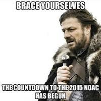 NOAC 2015 Banquet Events