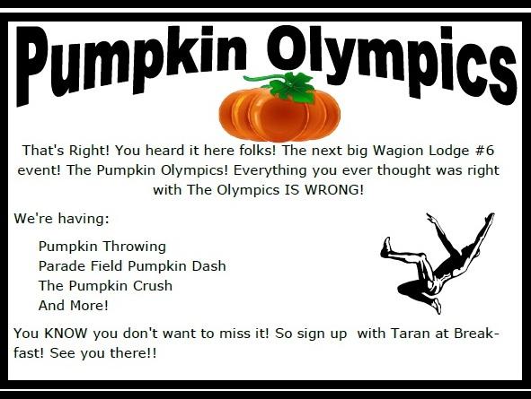 Pumpkin Olympics Cropped