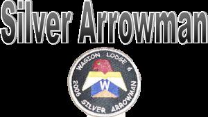 Silver Arrowman