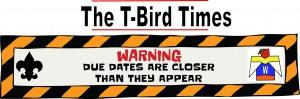 T-Bird Times
