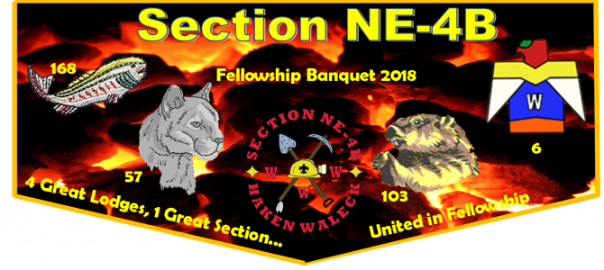 Section NE-4B Fellowship Banquet