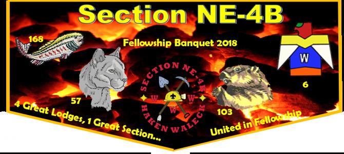 Section NE-4B Fellowship Banquet