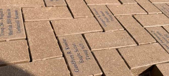 Brick Pathway Fundraiser!!